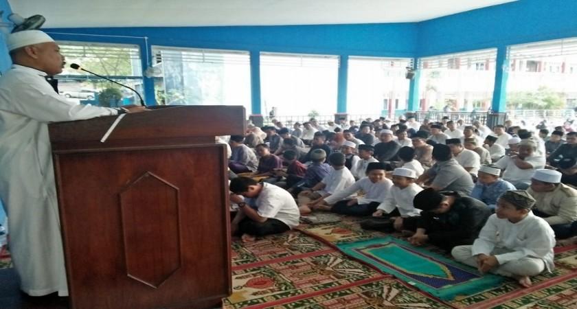 Kegiatan Sholat Idul Adha dan Penyembelihan Hewan Qurban 1440 H/2019 M